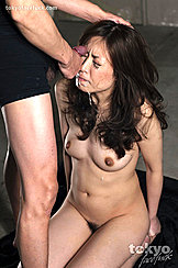 Preparing To Cum Over Hirako Saori Face Long Hair Small Breasts Pussy Hair